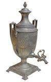 Retro silver jug Royalty Free Stock Photos
