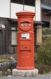 Retro skrzynka pocztowa w Japonia Fotografia Stock