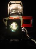 Retro slide projector Royalty Free Stock Photos