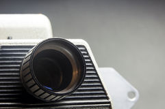 Retro Slide Projector Stock Image