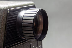 Retro Slide Projector Royalty Free Stock Photos