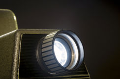 Retro Slide Projector Stock Photos