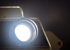 Retro Slide Projector Royalty Free Stock Image
