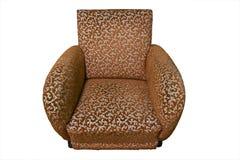 Retro sofà Fotografia Stock