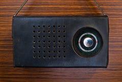 Retro soviet radio. Shot of vintage soviet radio Royalty Free Stock Images