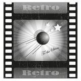 Retro space Royalty Free Stock Photography