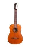 Retro- spanische Gitarre Lizenzfreie Stockfotografie