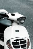 retro sparkcykel arkivbild
