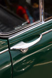 Retro sports car Royalty Free Stock Image