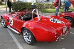 A retro sports car Cobra Stock Photo