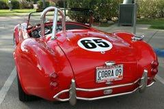 A retro sports car Cobra Royalty Free Stock Photos