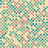Retro Squared Background Stock Images