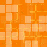 Retro squares stock illustration