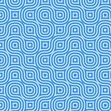 Retro Squares vector illustration