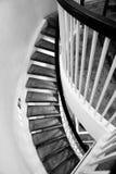 Retro stair Royalty Free Stock Photos