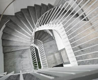 Retro Staircase Stock Photography