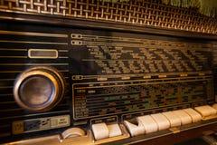 Retro stary radio Zdjęcie Stock