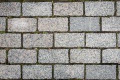 Retro- Steinboden Lizenzfreies Stockbild