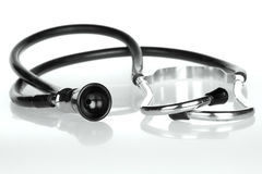 retro stetoskop Zdjęcia Royalty Free