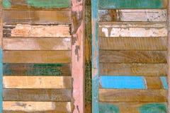 Retro stijl houten achtergrond royalty-vrije stock foto
