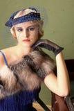 retro stil Royaltyfri Fotografi