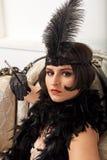 retro stil Royaltyfria Bilder