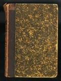 Retro stile Copertina di libro d'annata antica del giornale del diario Immagini Stock
