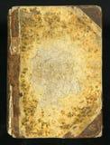 Retro stile Copertina di libro d'annata antica del giornale del diario Fotografie Stock Libere da Diritti