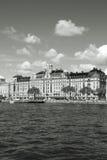 Retro Stockholm Royalty Free Stock Photo