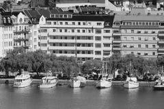 Retro Stockholm Royalty Free Stock Image