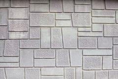 Retro stone wall Stock Image