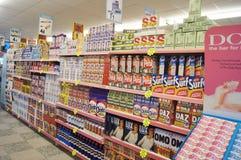 Retro store Stock Photography
