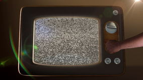 Retro strålkastare, nedräkning, film, television, händelse, Cine, Hollywood, premiär, visuellt hjälpmedel, tappning stock illustrationer