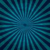 Retro- Strahl-Hintergrund Stockbild