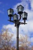 Retro street lantern Stock Photography