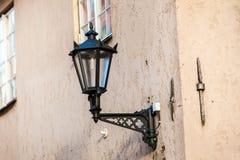 Retro street lantern Royalty Free Stock Photography