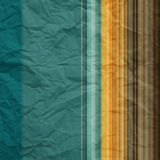 Retro stripe pattern Royalty Free Stock Photo