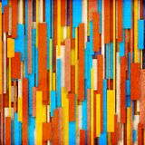 Retro stripe pattern Stock Photo