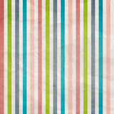 Retro stripe pattern Stock Images