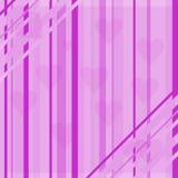 Retro stripe pattern with stylish pink shades stock illustration
