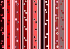 Retro striped background. Illustration of the seamless abstract retro background stock illustration