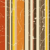 Retro striped background Royalty Free Stock Photos