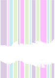 Retro striped background Royalty Free Stock Photo