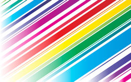 Retro Stripes Royalty Free Stock Photos