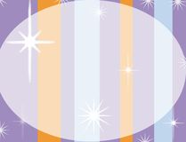Retro stripes. Background Stock Illustration