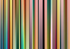 Retro Stripes Royalty Free Stock Photography
