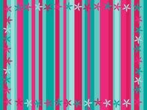 Retro Stripes Royalty Free Stock Photography
