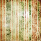 Retro stripes. Vintage shabby wallpaper with stripes Royalty Free Stock Images
