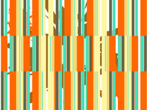 Retro stripes. Background design with retro stripes Stock Photo