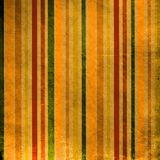 Retro stripped background Stock Image